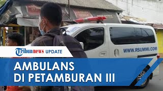 Dirut RS UMMI Berikan Penjelasan soal Datangnya Ambulans di Petamburan III