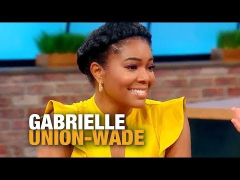 , title : 'Gabrielle Union-Wade on Being a Stepmom to Dwayne Wade's 3 Boys | Rachael Ray Show'