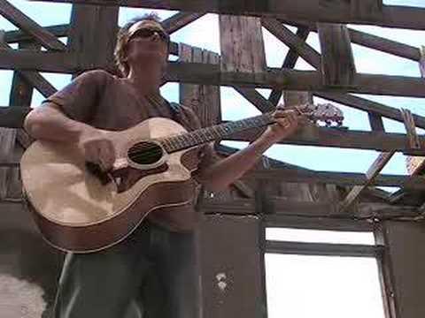"Jeff Eaton ""Calling On Angels"" Music Video"