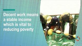 Thumbnail for Promoting Decent Work and Economic Prosperity