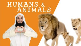 Animals or Human Beings | Mufti Menk