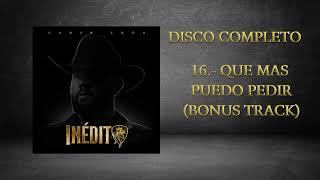 16.- Que Mas Puedo Pedir (bonus track) - Carin Leon