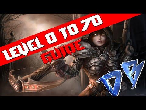 Diablo 3 - Guide from 0 to 70!! Season 18 - Db - Video