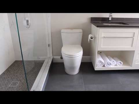 Before & After Bathroom Renovation Project - North Vancouver Renovation Company