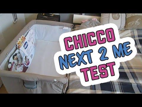 Test: Chicco Beistellbettchen Next 2 Me | Babyartikel.de