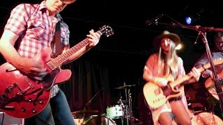 """Angela Perley and The Howlin' Moons, """"Athens"""""""