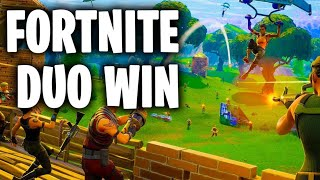 Fortnite mobile epic duo win with Phillip plays