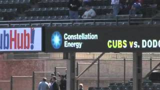 Constellation Sponsors Wrigley Field's First Ever Green Game