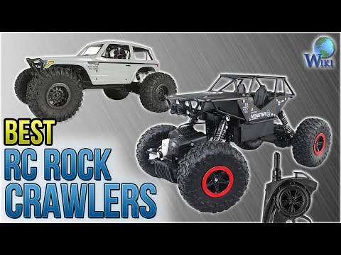 10 Best RC Rock Crawlers 2018