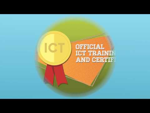 The benefits of the official ICT training and certification - YouTube
