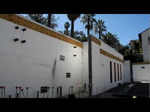 Fox Blocks Insulated Concrete Forms LEED Church.wmv
