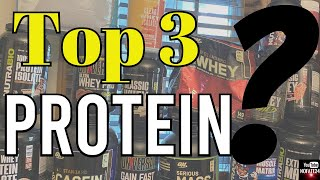 Top 5 Proteins of 2020 | Best Tasting Protein