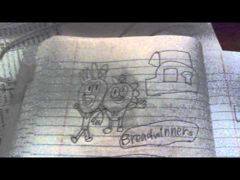 SPONGEBOB AND PATRICK VS BREADWINNERS! Final Beatdown Episode 1