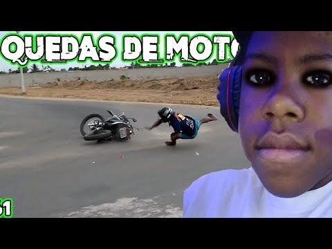 QUASE BATIDAS DE MOTO (SURPRIENDENTE)