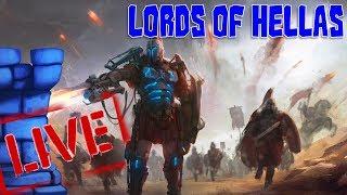 Tom vs. Sam LIVE: Hexcalibur