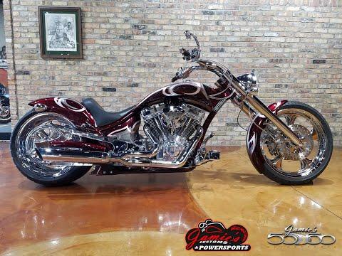 2007 American Ironhorse Slammer® in Big Bend, Wisconsin - Video 1