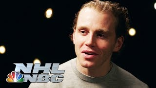 Chicago Blackhawks' Patrick Kane plays 'Pick Your Poison' with Jeremy Roenick | NHL | NBC Sports