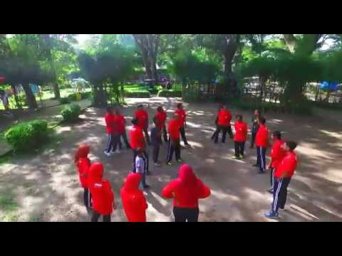 AERIAL VIDEO (Drone shooting outbound activity mulia edutainment)