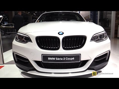 2015 BMW 2-Series Coupe M235i - Exterior and Interior Walkaround