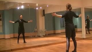 宝塚受験⽣のダンス講座~ ⼀緒にやってみよう⑦~ アイソレーションのサムネイル画像