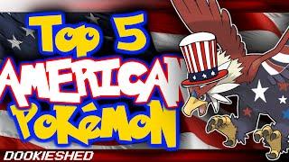 Braviary  - (Pokémon) - Top 5 Most AMERICAN Pokémon (Besides Braviary)