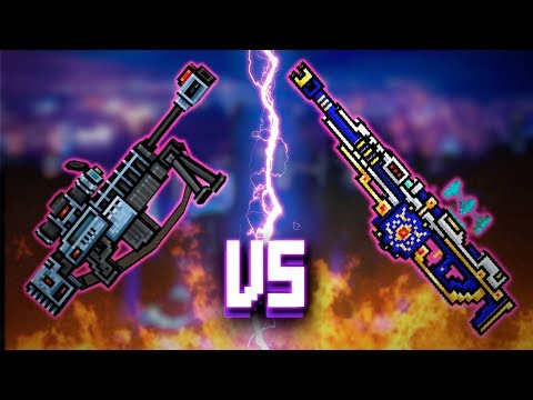 Pixel Gun 3D : OVERSEER [VS] THIRD EYE