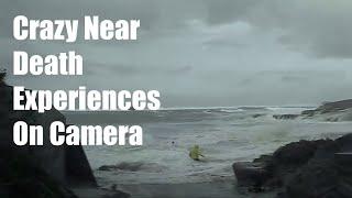 CRAZY NEAR DEATH EXPERIENCES on Camera Compilation [part 6] [Close Escapes]