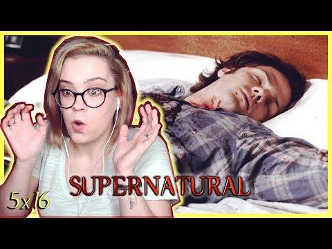 "Supernatural Season 5 Episode 16 ""Dark Side of the Moon"" REACTION!"
