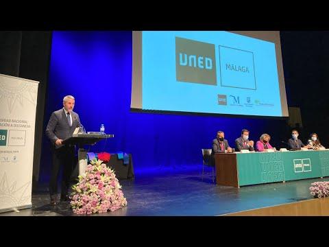Apertura del curso académico 2021/2022 de la UNED