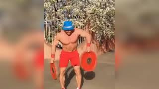 Amazing Crazy Fitness moments + Workout Motivation 2018