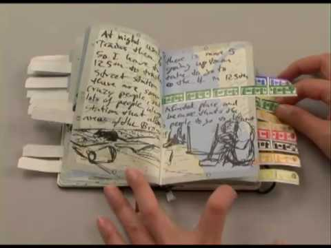 101 Things You Can Do On a MoleSkine!