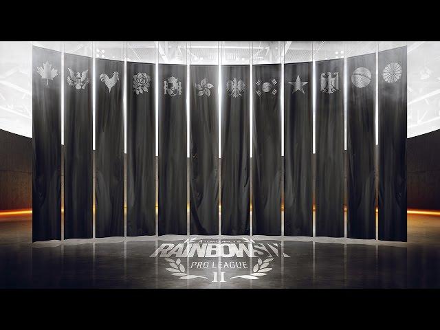 Tom Clancy's Rainbow Six Siege: Ha llegado el momento - Pro League anuncio AÑO 2