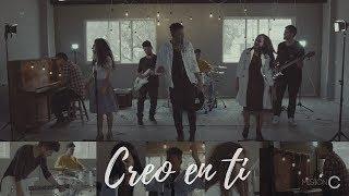CREO EN TI (RECIBE TODA LA GLORIA) -  MISION C  |  Studio Session