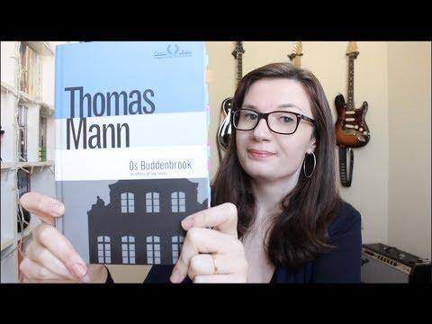 Os Buddenbrook (Thomas Mann) | Tatiana Feltrin