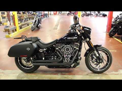 2020 Harley-Davidson Sport Glide® in New London, Connecticut - Video 1