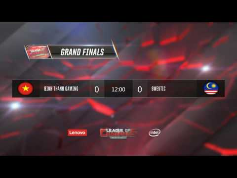 League of Champions Grand Finals Day 3