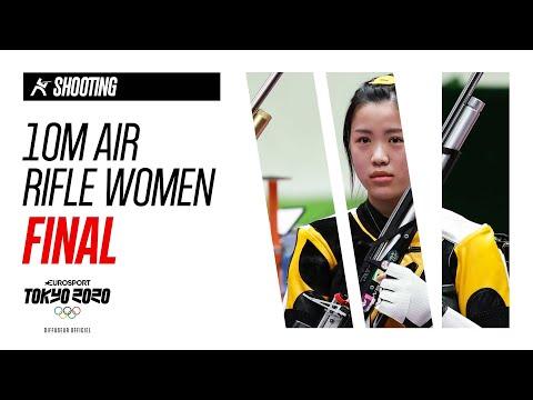 Womens 10 metre Air Rifle Final</a> 2021-07-24