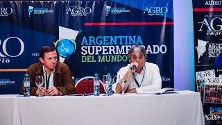 Rubén Echenique y Sebastián Alonso - Ministerio de Producción de La Rioja