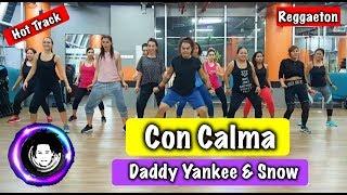 Con Calma | Daddy Yankee & Snow| Zumba® | Alfredo Jay | Choreography | Dance