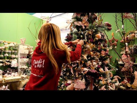 """Apre a Varese il """"Paese di Natale"""" da Nicora Garden"""