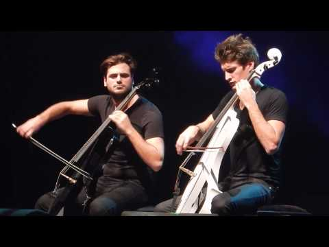 2Cellos - Californication (Live at Sala Palatului)