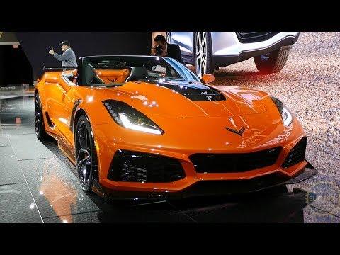 2019 Chevrolet Corvette ZR1 Convertible – 2017 Los Angeles Auto Show
