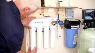 How To Change Reverse Osmosis System Filters (RO)