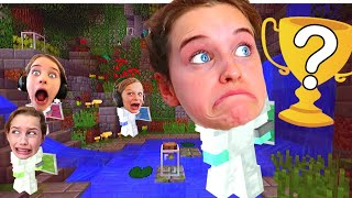 BEST CAVE HOUSE *WINNERS ANNOUNCED* Minecraft Gaming w/ The Norris Nuts
