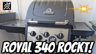 Broil King Royal 340 Unboxing und Test - 030 BBQ