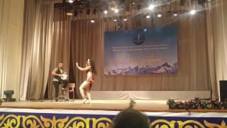 Табла. Импровизация под живую табла. Orhan Ismail. Tabla solo. Hayati festival. Bellydance