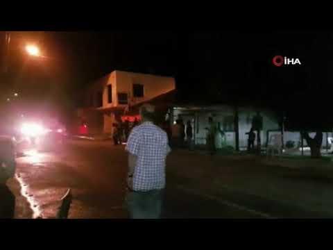 İzmir'de iki köy yangın nedeni ile boşaltıldı