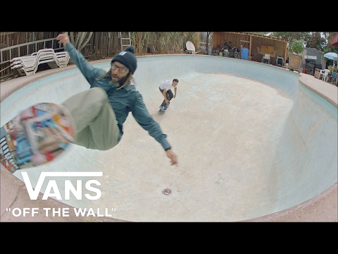 TONY ALVA AND ELIJAH BERLE: EXPRESS YOUR IDENTITY | OFF THE WALL | VANS