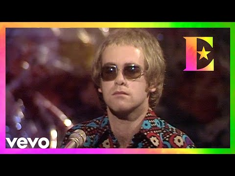 Elton John - Madman Across The Water (BBC Sounds For Saturday 1971)
