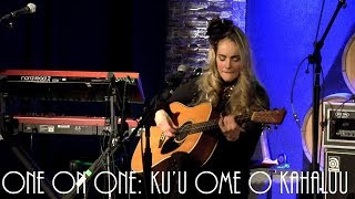 ONE ON ONE: Abra Moore - Ku'u Ome O Kahaluu February 17th, 2018 City Winery New York
